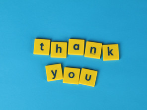 Thanks for the Thanks! (2021 Edition)