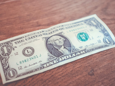 JCF Money Matters: March 2021
