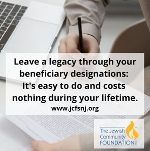 Create a Legacy with Beneficiary Designations