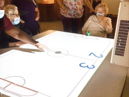 """JCF Grant-in-Action: Lions Gate """"Tables"""" the Fun"""