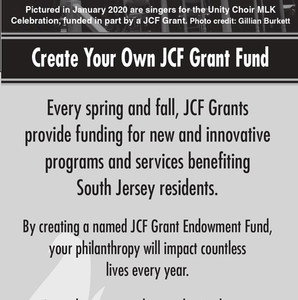 Create Your Own JCF Grant Fund