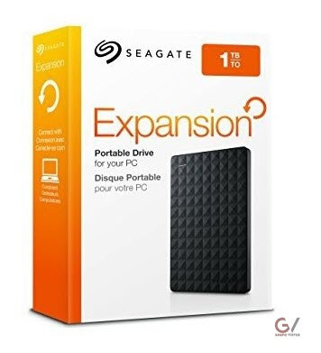 "Disco externo portátil 2.5"" HDD Seagate Expansion USB 3.0 - 1TB a 2TB"
