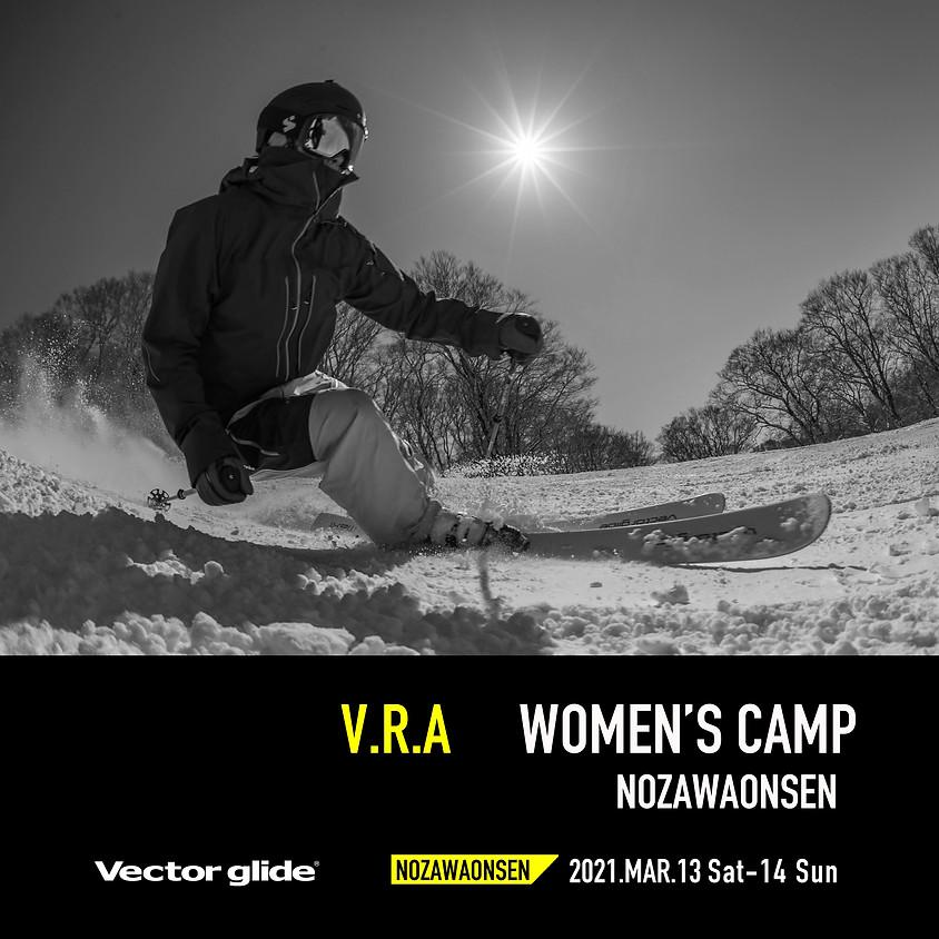 V.R.A Women's camp