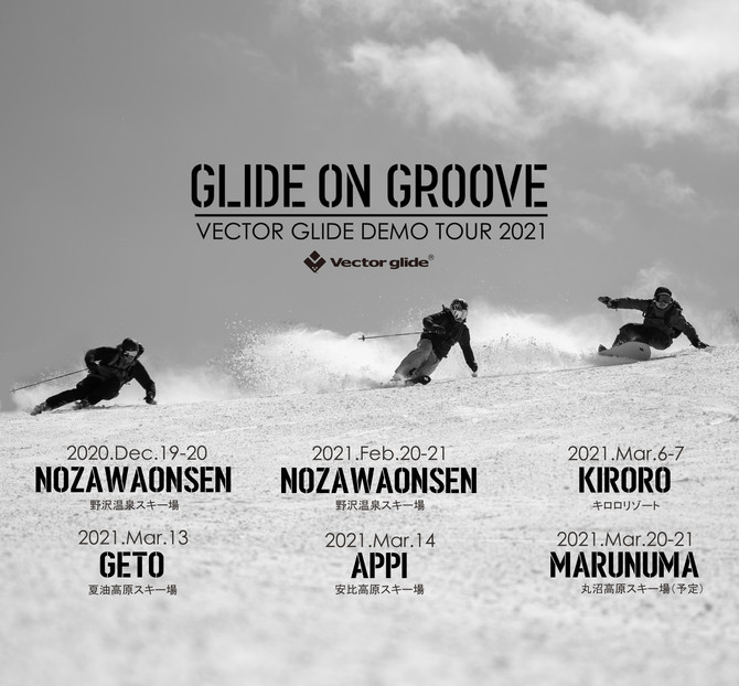 GLIDE ON GROOVE Registration