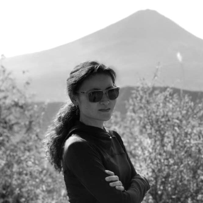 Rider & Guide Voice -Rina Nagai-