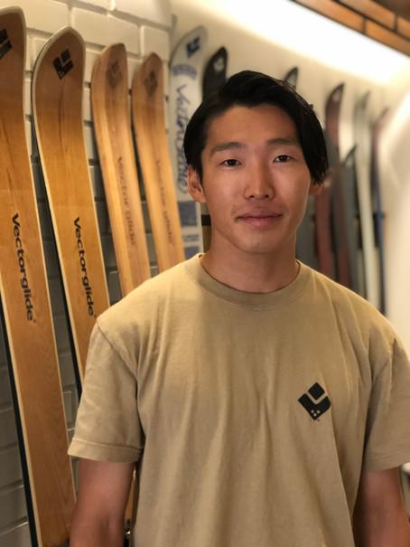 Welcome to VECTOR GLIDE -Kosuke Sugimoto & Satsuki Ito-