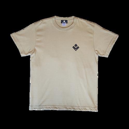 VECTOR GLIDE Logo T /  beige