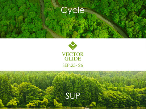 VECTOR GLIDE -Cycle & SUP-