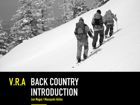 Backcountry introduction & V.R.A Opening camp Entry Start!!