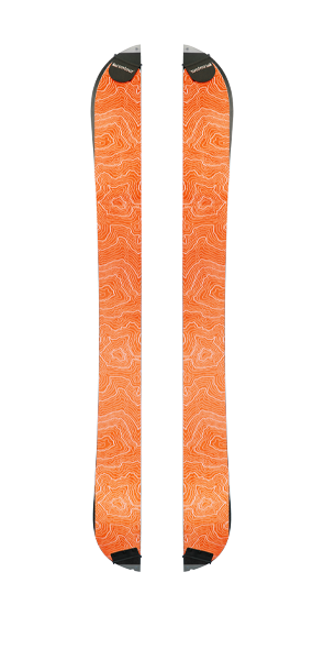 hybrid split board pure