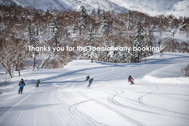 Thanks you for the special early booking!!