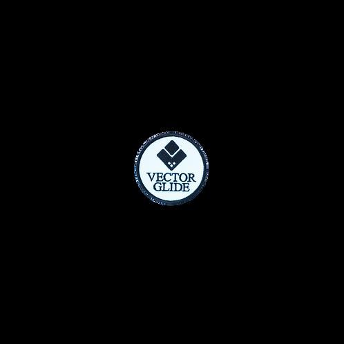 VECTOR GLIDE Logo emblem