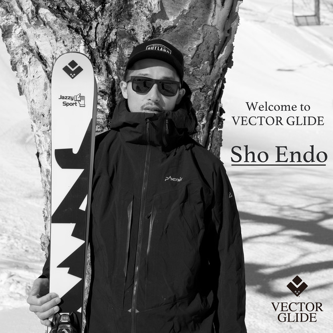 Welcome to VECTOR GLIDE -Sho Endo-