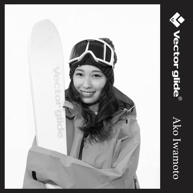 Welcome to VECTOR GLIDE-Ako Iwamoto-
