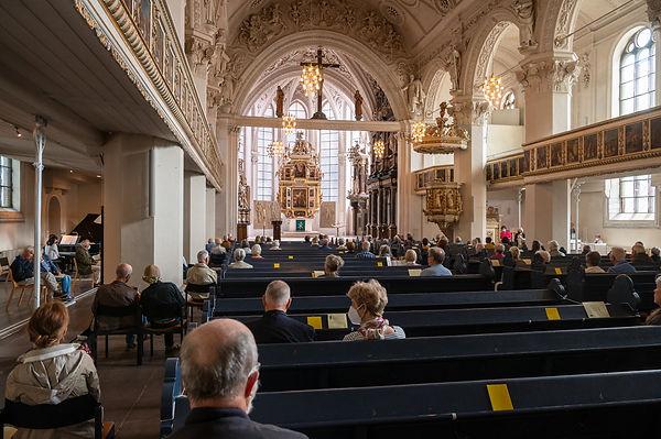 An(ge)dacht in der Stadtkirche Celle