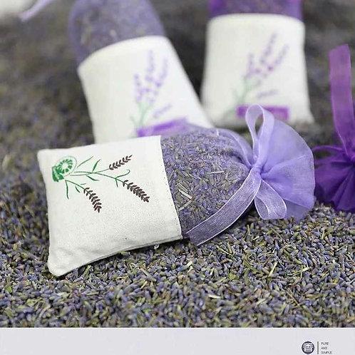 4 oz dry Lavender pouch