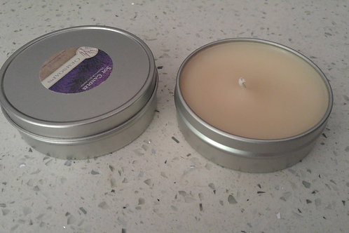Soy 4oz Travel candles #TCT