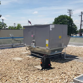 Carrier Commercial Rooftop Package Unit