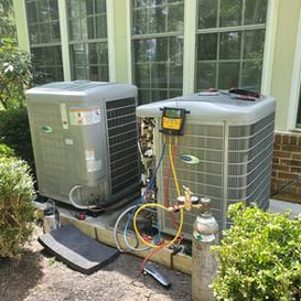 Carrier High Efficiency  Greenspeed Heat Pumps