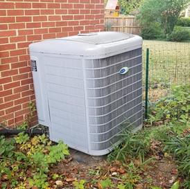 Carrier High Efficiency Heat Pump
