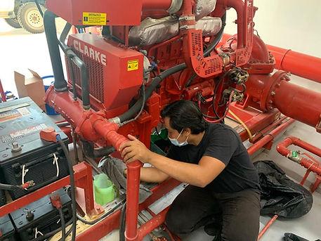 Clarke fire water pump servicing.jpeg