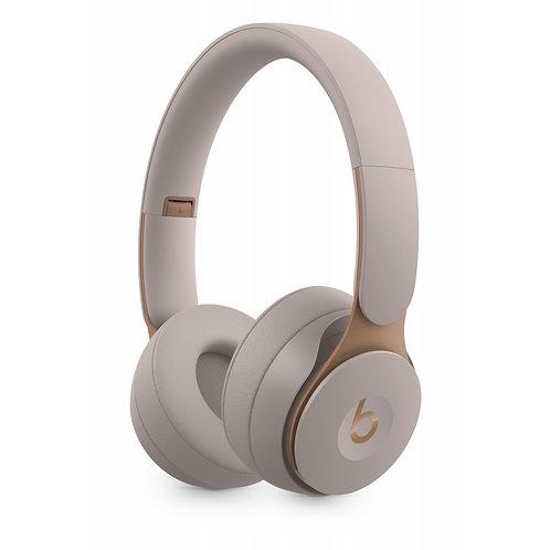 Beats Solo Pro Wireless Noise Cancelling Kopfhörer – Grau