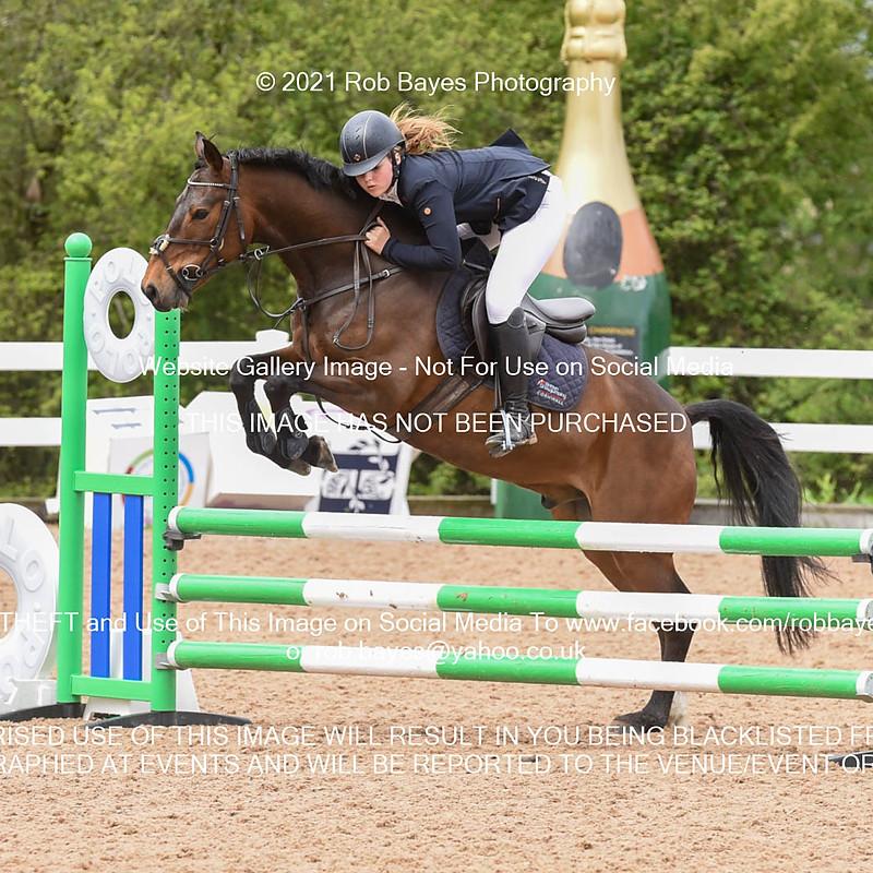 Chard Eq, Pony Discovery/90cm Open