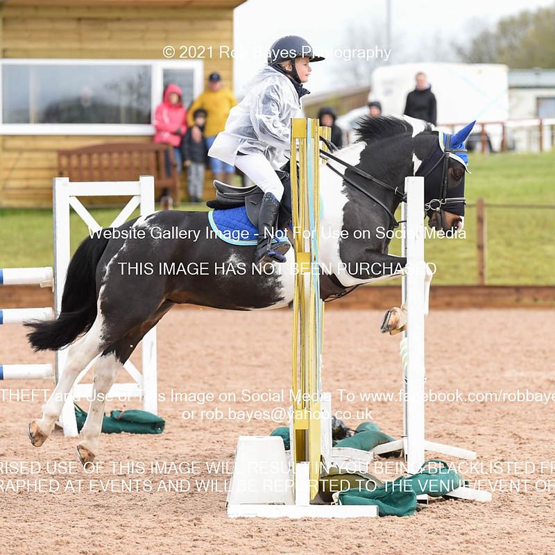 Chard Eq, Pony Intro 70cm Open