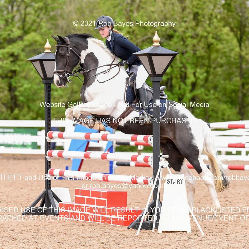 Chard Eq, Pony 1.15m Members Cup