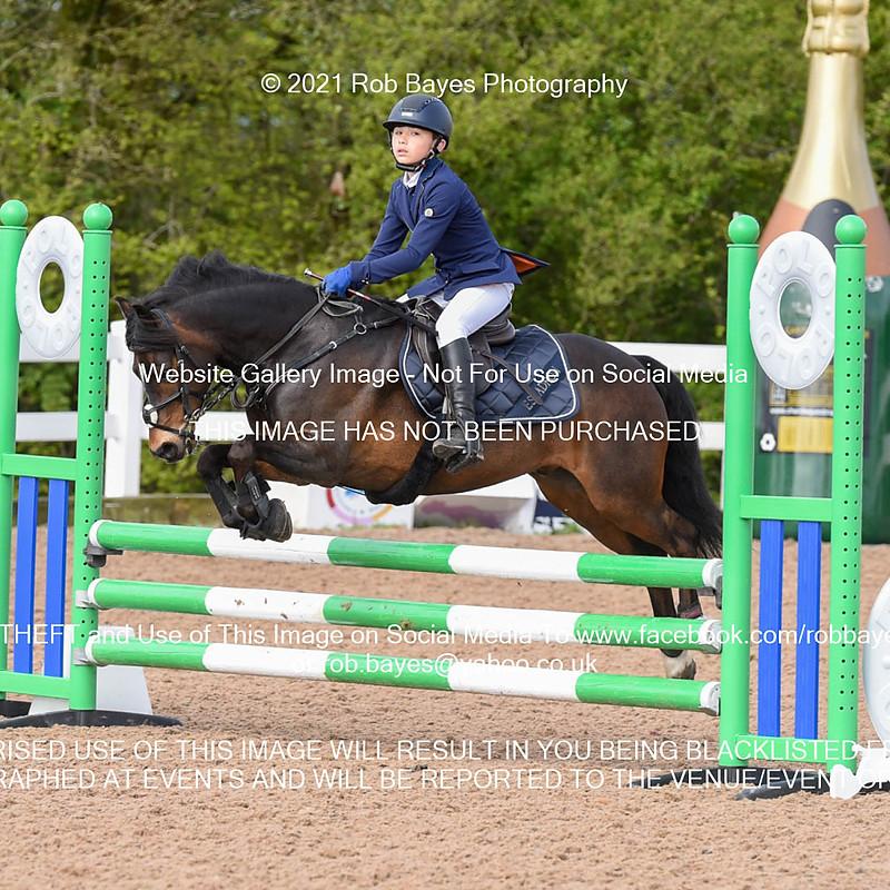 Chard Eq, Pony Novice/80cm Open