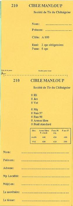Cible Manloup