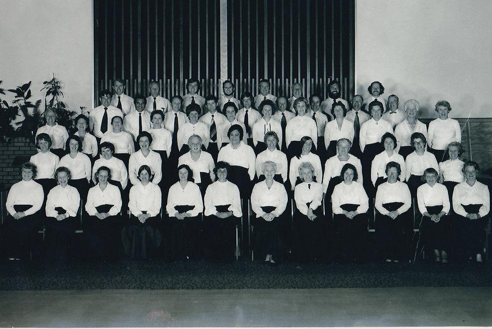 Papakura City Festival Choral Group 1975