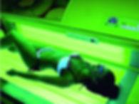 zöld színterápia