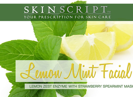 LEMON MINT FACIAL