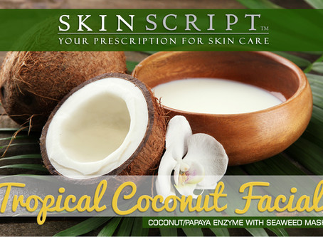 TROPICAL COCONUT FACIAL