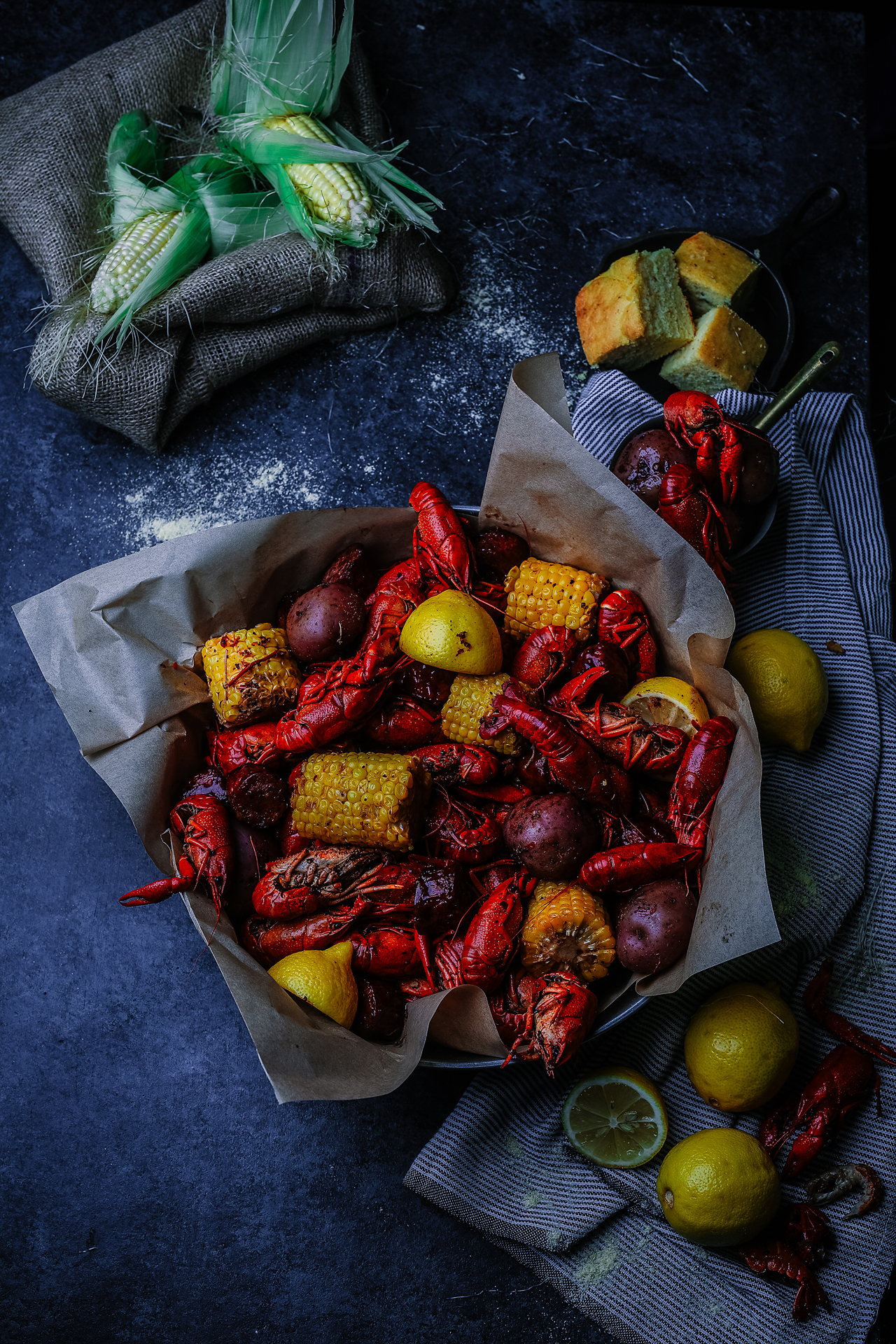 Food_Styling_South_Florida_CrawfishBoil