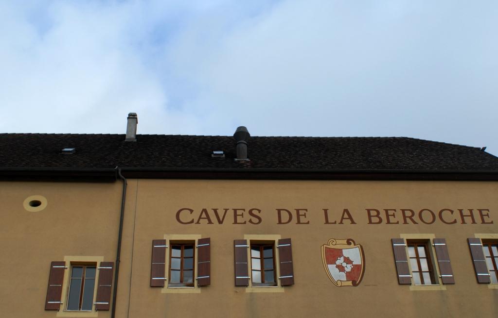 Caves de la Béroche