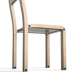 Schweizer Designerstuhl Hokks Jarvi
