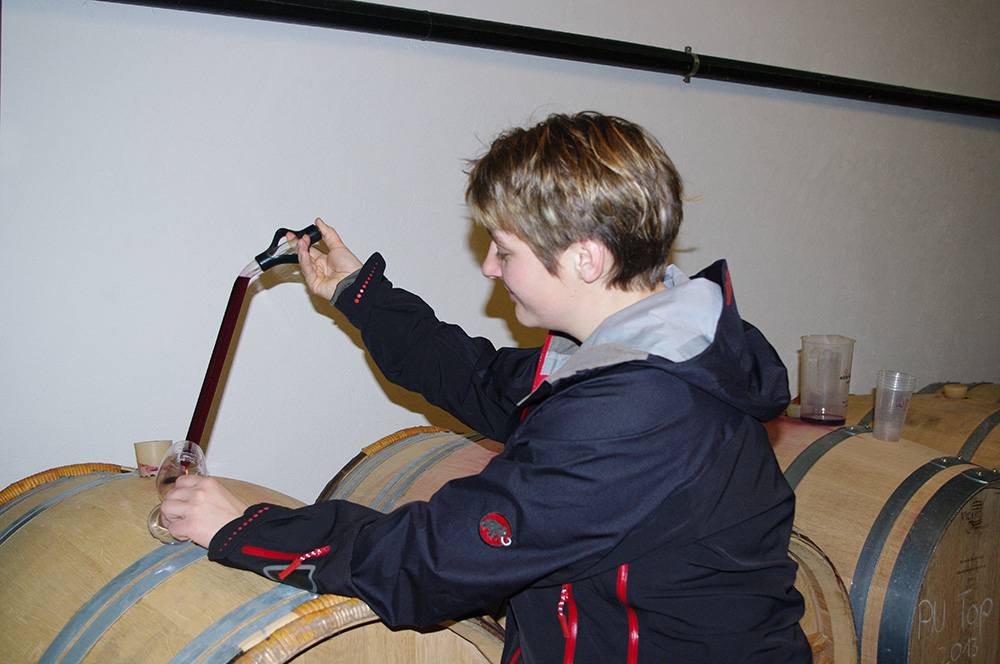 Weinbau Familie Brunner