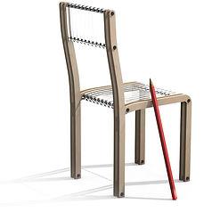 HOKKS-Design, Michael Veikko Seiler, Bildstudio, Visualisierung, Designerstuhl, Designerstühle, Designermöbel, Bern, Münchenbuchsee