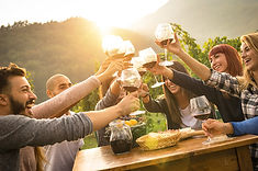 Weinangebote für Freunde