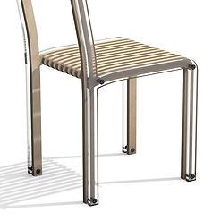 Schweizer Designerstuhl Hokks Raana