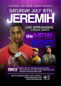 Jeremih and DJ-Traxx