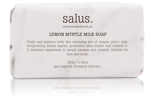 Lemon Myrtle Milk Soap
