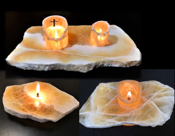 HONEYCOMB CALCITE $59-$99