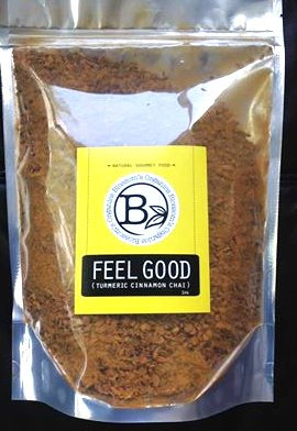 Feel Good Chai 1kg Bag