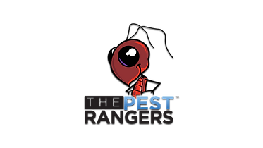 pest Rangers ant logo transparent with d