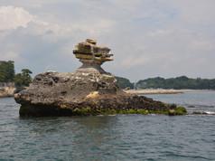 歴史を支える礎コンクリート見学(松島海岸など)
