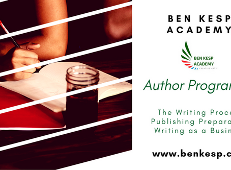 Discover the Author Programme