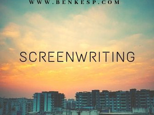 Screenwriting - Submission Guidelines